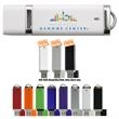 Jersey USB Flash Drive (Domestic) - Rubberized finish USB flash drive.