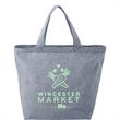 Recycled 5oz Cotton Twill Grocery Tote - Recycled 5oz Cotton Twill Grocery Tote