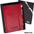 Venezia™ Carnivale Journal & MopToppers® Stylus Pen Set - A set complete with Carnivale journal and MopTopper™ stylus pen.