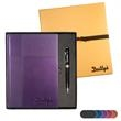 Tuscany™ Journal & Executive Stylus Pen - Journal with stylus/pen.