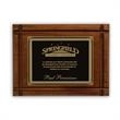 Devonshire Large Plaque Award - Honor your employees' accomplishments or your organization's hard work with the Devonshire plaque