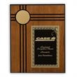 Derby Medium Plaque Award - CLOSEOUT. Honor your employees' accomplishments or your organization's hard work with the Derby plaque