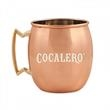 Moscow Mule Mug (Insulated Copper) - Our moscow mule mug is  built from high-grade, insulating double walled stainless steel. Custom logo laser engrave.
