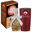 20 Oz. Himalayan Tumbler With Stuffer And Custom Box - 20 oz. insulated tumbler with food stuffer all in a decorated gift box
