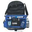 Carry-On Companion Messenger Bag - Messenger bag made of 600 Denier Polyester with high tech rubber handle.