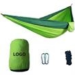 Lightweight Hammock with Round Carry Bag