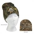 Realtree™ and Mossy Oak® Camouflage Beanie - Camouflage Beanie.  Outer:  100% Cotton.  Lining: 100% Acrylic.  One Size Fits All.  Comes in 2 Great Patterns!
