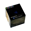 Decision Maker Cube - Decision maker cube with 20 fortunes and answers inside liquid center.