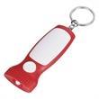 Slim LED Light Key Chain - Slim LED light key chain.