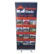 Retractable Banner - Retractable banner for attracting as much customer attention as possible.