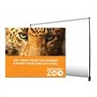 10' Deluxe Exhibitor Expanding Display Replacement Banner - This banner is designed for use with the Deluxe Exhibitor expanding display.