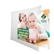 8' Traverse Fabric Display Replacement Banner - This fabric banner is designed for use with the 8' Traverse fabric display.