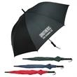 "Lockwood Auto Open Golf Umbrella - Auto open golf umbrella, 54"" arc, folds to 35""."