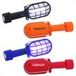 """Mini Magnum Portable Worklight - 2.5"""" x 2.5"""" x 6.375"""" ABS plastic portable COB work light with hanger and magnetic mount."""