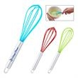 Whisk - Whisk with stainless steel handle.