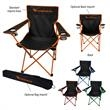 Jolt Folding Chair With Carrying Bag - Jolt folding chair for sitting comfortably at almost any outdoor event.