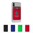 Mobile Device Pocket - Lycra® pocket with removable polyurethane adhesive back.