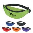 "Budget Fanny Pack - Fanny pack with 44"" maximum belt size, made of 210 Denier Polyester."