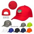 Shortstop Structured Cap - Six-panel baseball cap made of nylon ripstop with structured crown and pre-curved visor; multiple colors available.