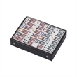 Double 12 Color Dot Dominoes - Double 12 Color Dot Dominoes.