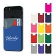 Silicone Phone Wallet - Silicone Card Sleeve