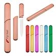"""Hands Down Glass Nail File - 5"""" x 1/2"""" glass nail file with protective sleeve; multiple product colors are available"""