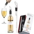 Swiss Force® Expertise Pourer - Dripless pourer attached to rod for easy serving.