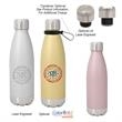 16 Oz. Iced Out Swiggy Bottle - 20 Oz. Iced Out Swiggy Bottle. Screw On, Spill-Resistant Lid. Wide Mouth Opening. Meets FDA Requirements. BPA Free.