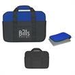 Neoprene Laptop Case - Neoprene laptop case with front pocket