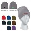 Knit Beanie Cap - Knit Beanie Cap.  100% Acrylic.  One Size Fits All.  Comes in 9 Great Colors!
