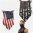 Full Color Face Bandana Mask With Ear Loop