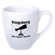 14 oz. Bistro Mug - Ceramic bistro mug, 14 oz.