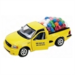 Ford diecast Bburago filled with gumballs - Ford 1/18 scale diecast Bburago filled with gumballs.