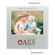 "4"" x 6"" Dazzling Aluminum Photo Frame - 4"" x 6"" Aluminum photo frame."