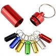 Waterproof Pill Box Container Keyring