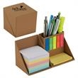 Organize-It™ Sticky Note Cube - Organize-It™ Sticky Note Cube. Foldable cube box constructed of recycled cardboard.