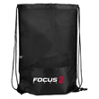 """Primera Polyester Bag Drawstring - 13 1/2"""" x 17 1/2"""" polyester drawstring bag with decorative mesh front and metal grommets."""