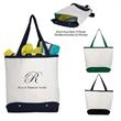 Sifter Beach Tote Bag - Sifter Beach Tote Bag. Made Of 12 Oz. Cotton Canvas. Mesh Bottom With Snap Closure Flap Cover.