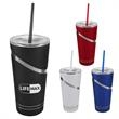 17 Oz. Incline Stainless Steel Tumbler