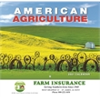 2021 American Agriculture Wall Calendar - Stapled