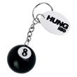 Eight Ball Key Chain