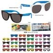 Rubberized Sunglasses - Rubberized sunglasses.