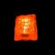 Orange Light Cubes Light Up Ice Cubes - Orange Light Up ice cubes