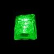 Green Light Cubes Light Up Ice cubes - Green Light Up ice cubes.