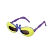 Crab Wear - Sunglasses with a crab design and flip-up claws.