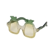 Pineapple Waves - Sunglasses with pineapple shaped frames in various gradient colors.