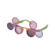 A Turn for Every Occasion - Sunglasses with rotating lens options.