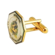 Cuff Link - Cuff link attachment for lapel pin- add any process of lapel pin to the cufflink attachment