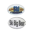 Snowboard Stomp Pad  - Oval - Customized oval stomp pad for your snowboard