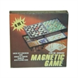 Magnetic six in one travel game - Magnetic six in one travel game.